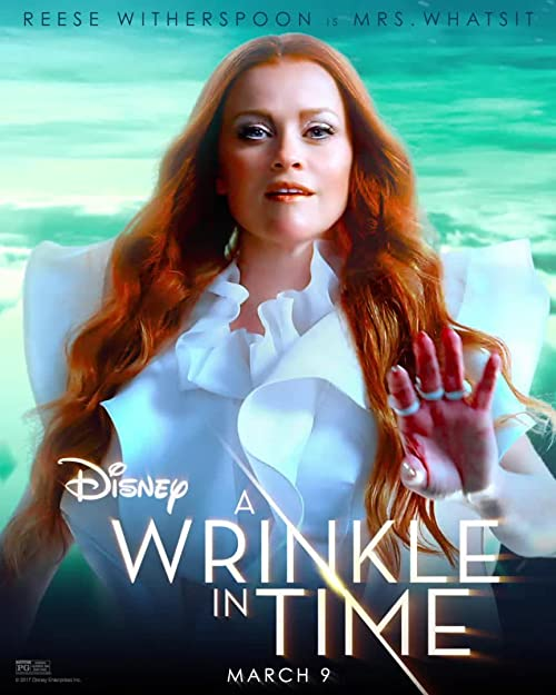 Mrs. Whatsit Motion Poster