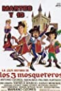 The Crazy Story of the Three Musketeers (1983) Poster