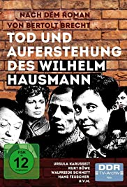 Tod und Auferstehung des Wilhelm Hausmann Poster