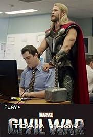Team Thor(2016) Poster - Movie Forum, Cast, Reviews