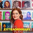 Peter Gallagher, Mary Steenburgen, Lauren Graham, Skylar Astin, Jane Levy, and Alex Newell in Zoey's Extraordinary Playlist (2020)