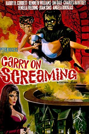 Where to stream Carry On Screaming!