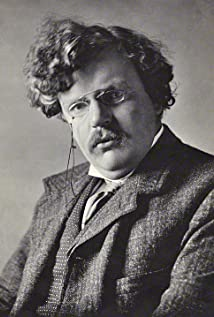 G.K. Chesterton Picture