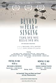 Beyond the Fear of Singing Poster