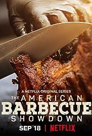 The American Barbecue Showdown Poster