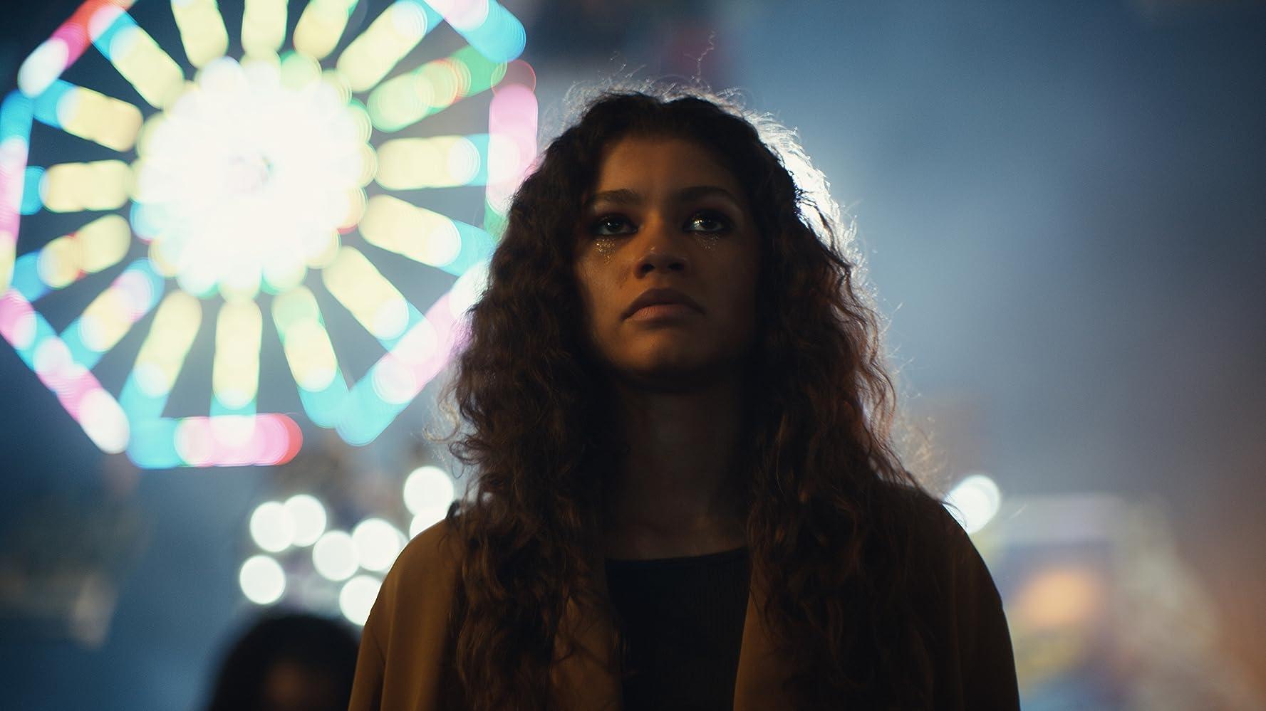 Zendaya in Euphoria (2019)