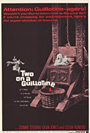 Two on a Guillotine (1965) Poster - Movie Forum, Cast, Reviews