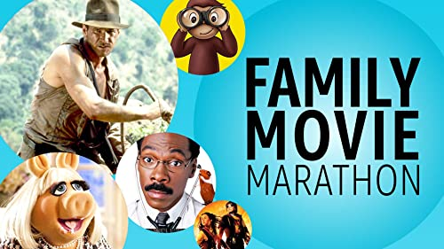 What to Stream (and Where) for a Family Movie Marathon