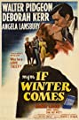 If Winter Comes (1947) Poster