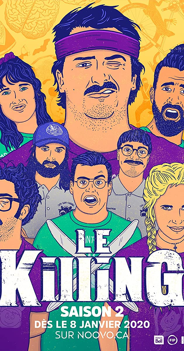 descarga gratis la Temporada 1 de Le Killing o transmite Capitulo episodios completos en HD 720p 1080p con torrent