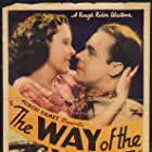 Barney Beasley, Myrla Bratton, William Desmond, Art Mix, Bobby Nelson, James Sheridan, and Hal Taliaferro in The Way of the West (1934)