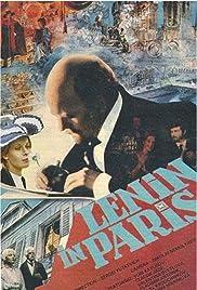 Lenin in Paris Poster