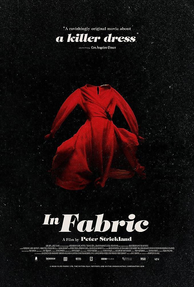 In Fabric (2019) Hindi Dubbed