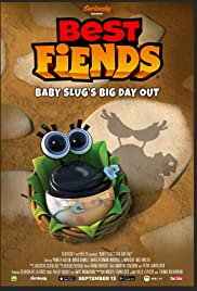 Best Fiends: Baby Slug's Big Day Out Poster