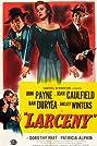 Larceny (1948) Poster
