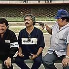 Rafael Inclán and Raúl Padilla in Futbol de alcoba (1988)