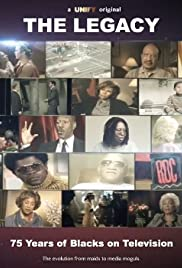 The Legacy: 75 Years of Blacks on Television Poster