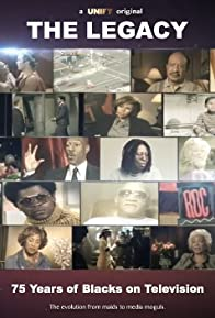 Primary photo for The Legacy: 75 Years of Blacks on Television
