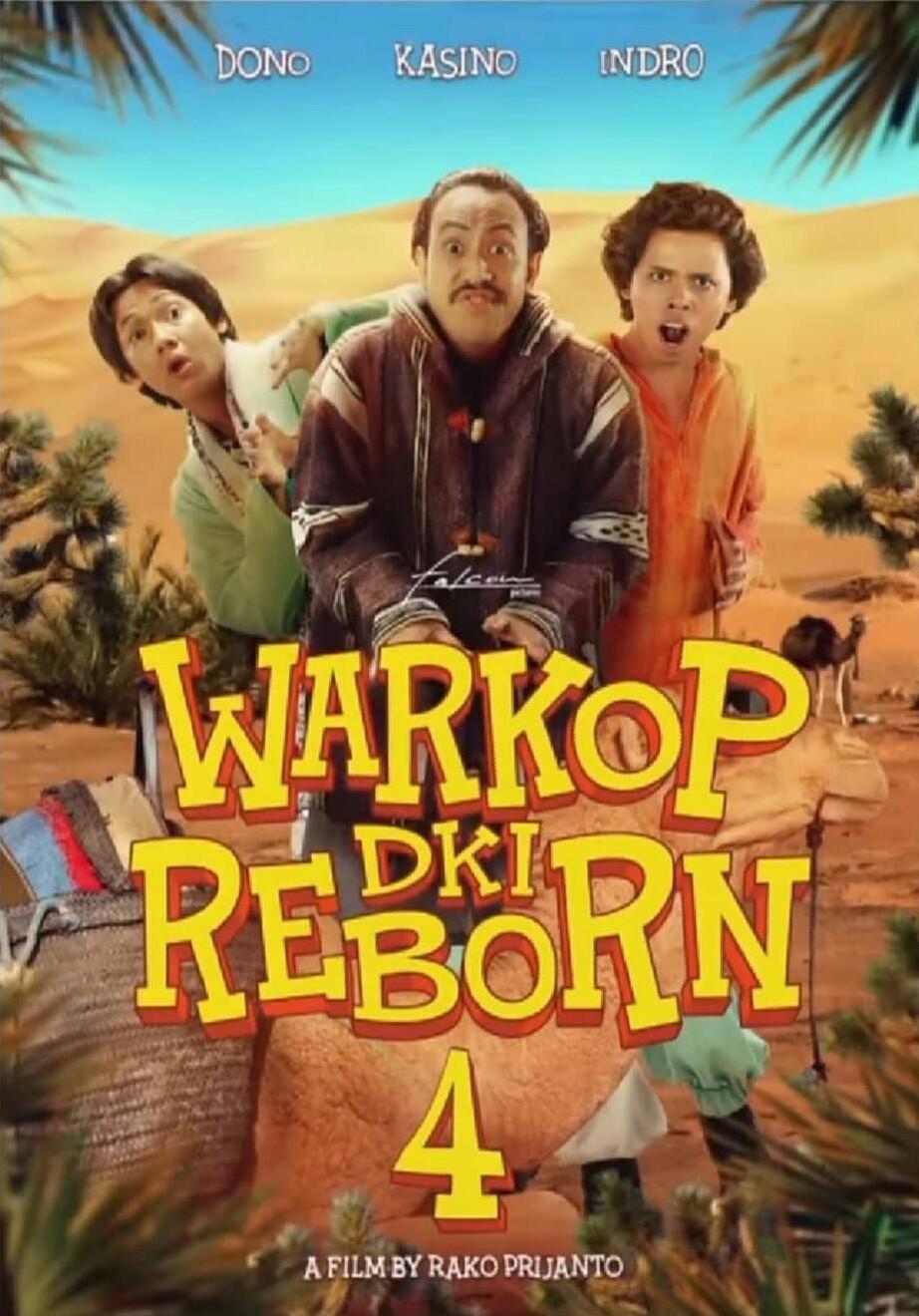 Warkop Dki Reborn 4 2020 Imdb