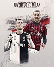 Coppa Italia Semi-Finals 2nd Leg Juventus FC vs AC Milan (2020)