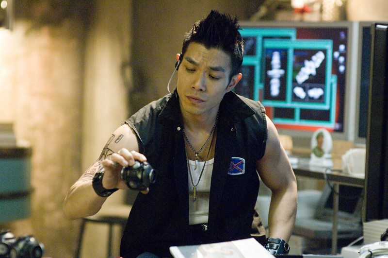Nelson Lee in Blade: The Series (2006)