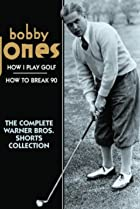 How I Play Golf by Bobby Jones, No. 2: 'Chip Shots' (1931) Poster