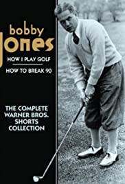 How I Play Golf, by Bobby Jones No. 4: 'The Mashie Niblick' Poster