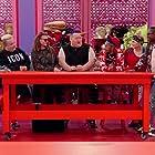 Jacob James, Gregory D'Wayne, Benni Miller, Jan, Michael Steck, Kylie Sonique Love, Joshua Jones, Joshua Allan Eads, and David Huggard in Pink Table Talk (2021)