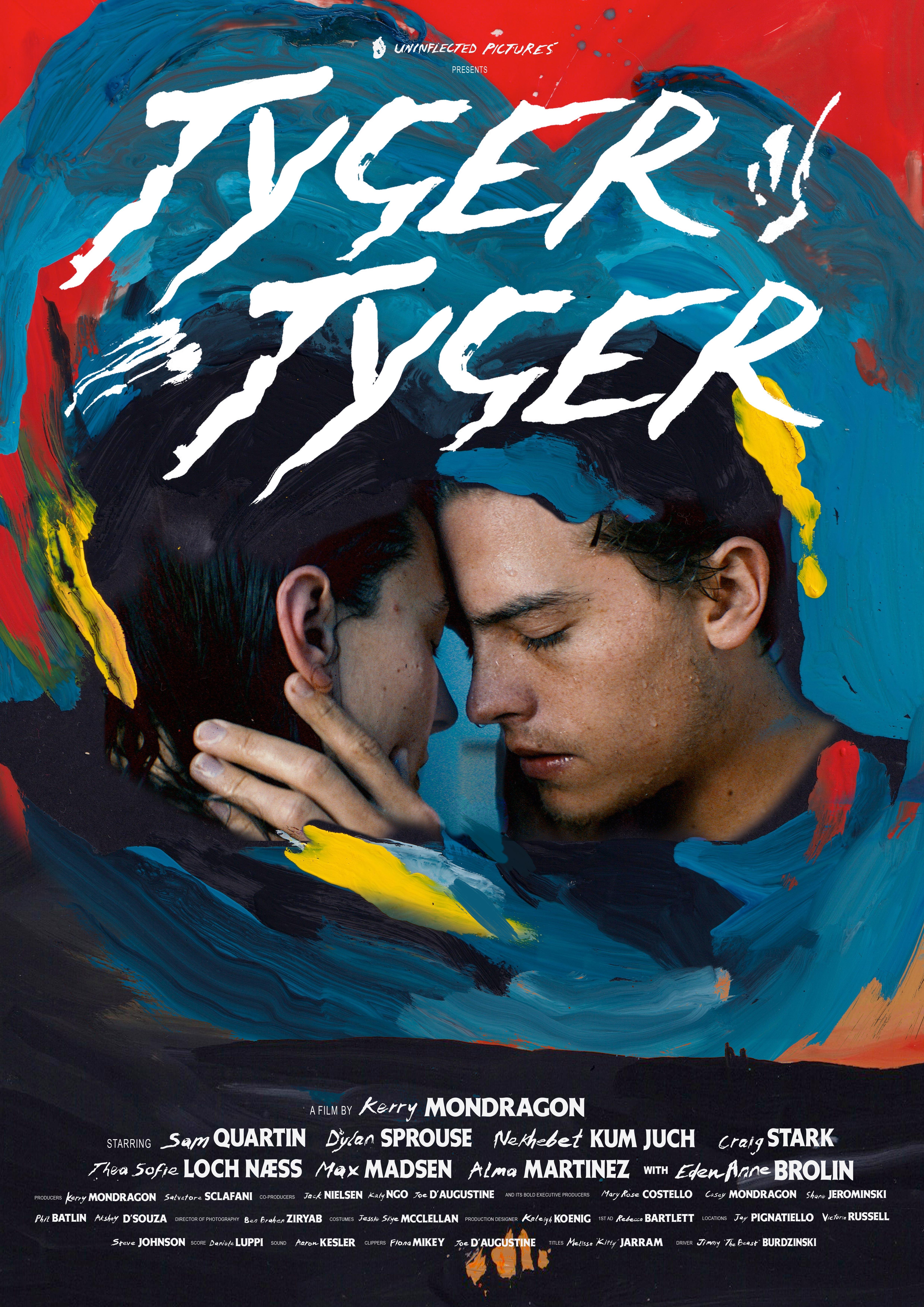 Tyger Tyger poster image