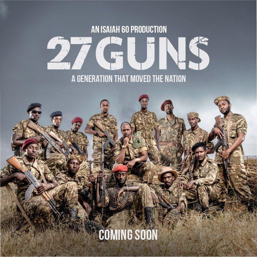 27 Guns 2018