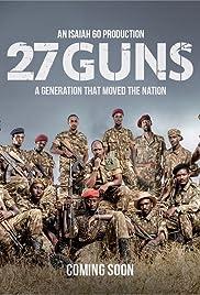 27 Guns Poster