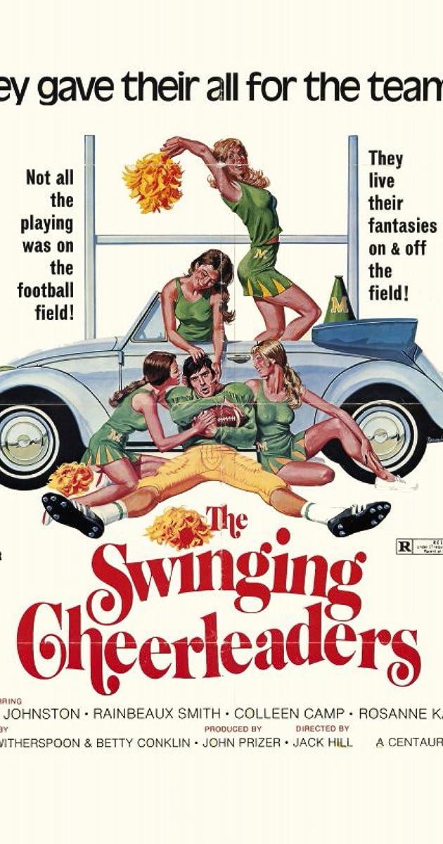 Subtitle of The Swinging Cheerleaders