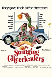 The Swinging Cheerleaders Poster