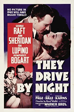 Where to stream They Drive by Night