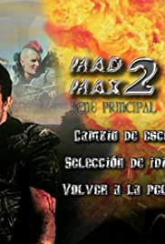 Mad Max 2: Versión no íntegra Poster