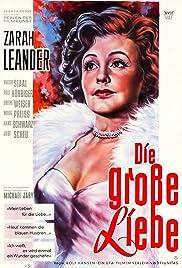 Die große Liebe(1942) Poster - Movie Forum, Cast, Reviews