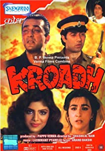 Hollywood movie download for free Kroadh India [QHD]