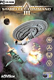 Star Trek: Starfleet Command III (2002) Poster - Movie Forum, Cast, Reviews