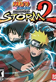 Naruto Shippûden: Ultimate Ninja Storm 2 Poster