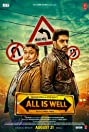 All Is Well (2015) Poster