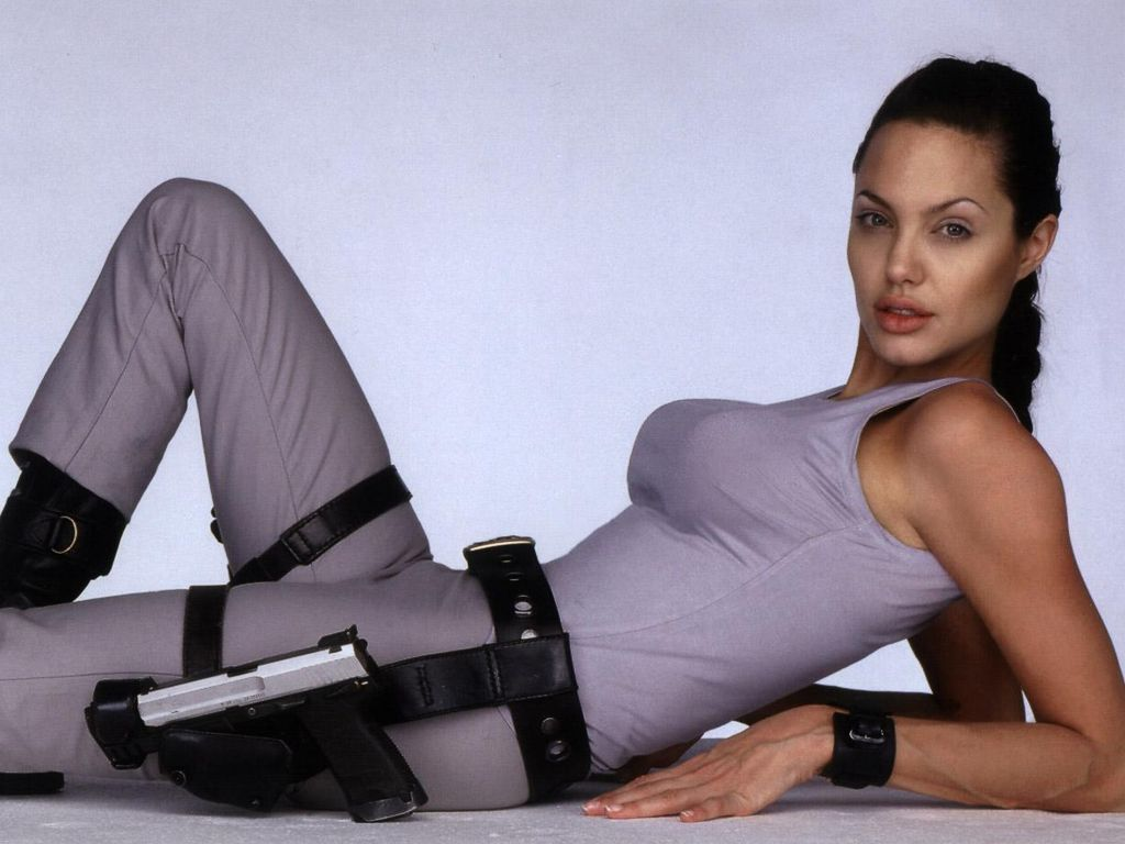 Lara croft hot