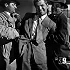 Michael Goodliffe, Duncan Lamont, and Kenneth More in The 39 Steps (1959)