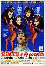 Rocco e le sorelle Poster