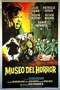 Museo del horror Mexico