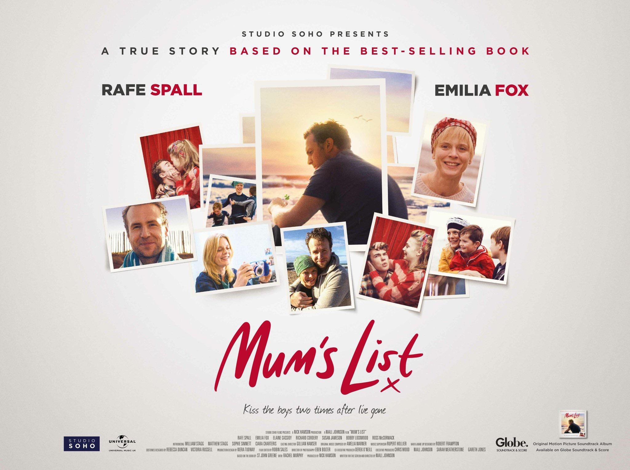 Mum\'s List (2016) - IMDb