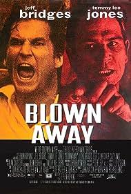 Tommy Lee Jones and Jeff Bridges in Blown Away (1994)
