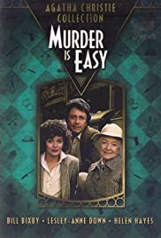 Murder Is Easy(1982) Poster - Movie Forum, Cast, Reviews