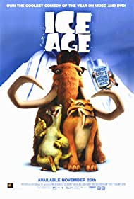 John Leguizamo, Denis Leary, Ray Romano, and Chris Wedge in Ice Age (2002)