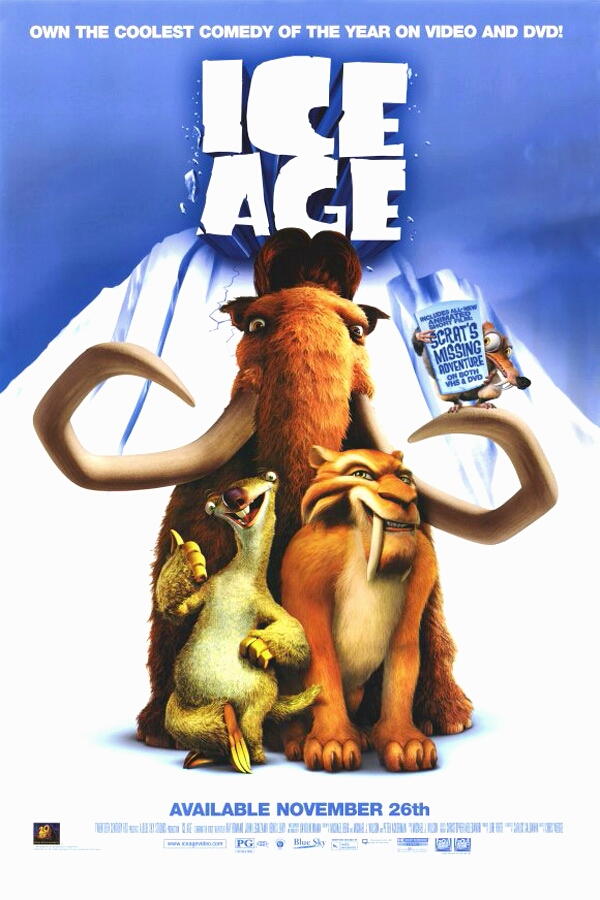 Ice Age (2002) BluRay 480p, 720p & 1080p