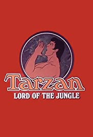 Tarzan, Lord of the Jungle Poster - TV Show Forum, Cast, Reviews